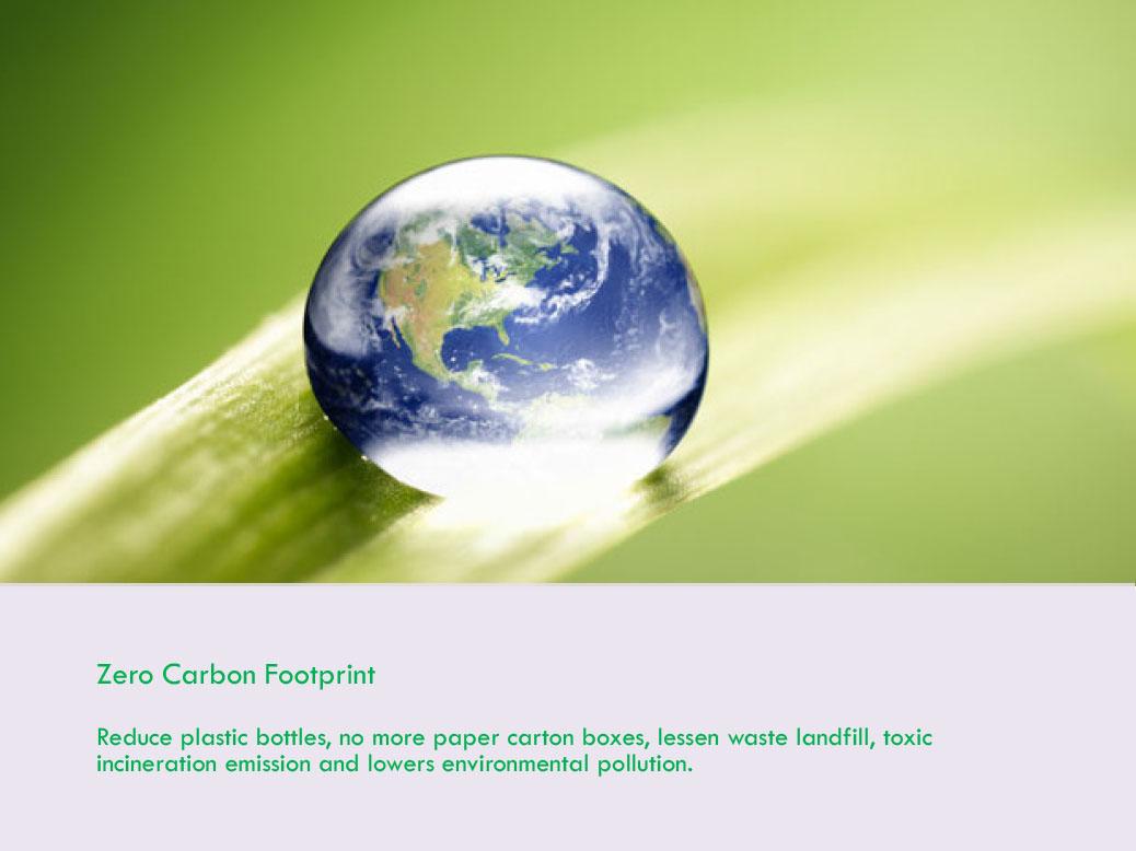 LovEarth Eco-Bottling Solution