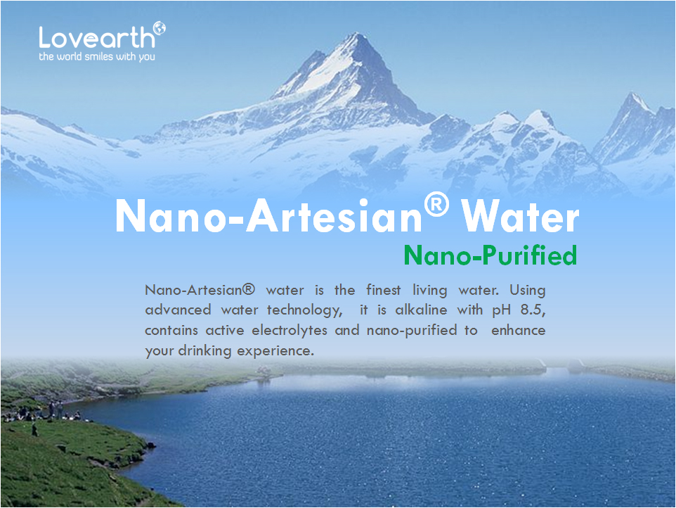 LovEarth Nano-Artesian Water-1
