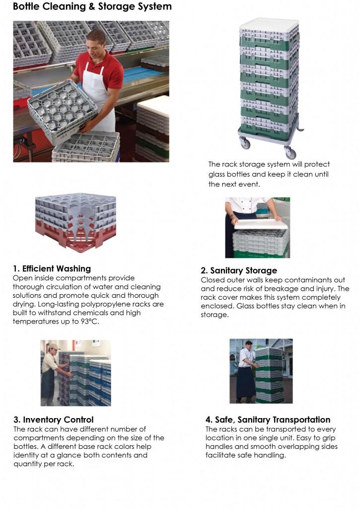 LovEarth ecoglass storage
